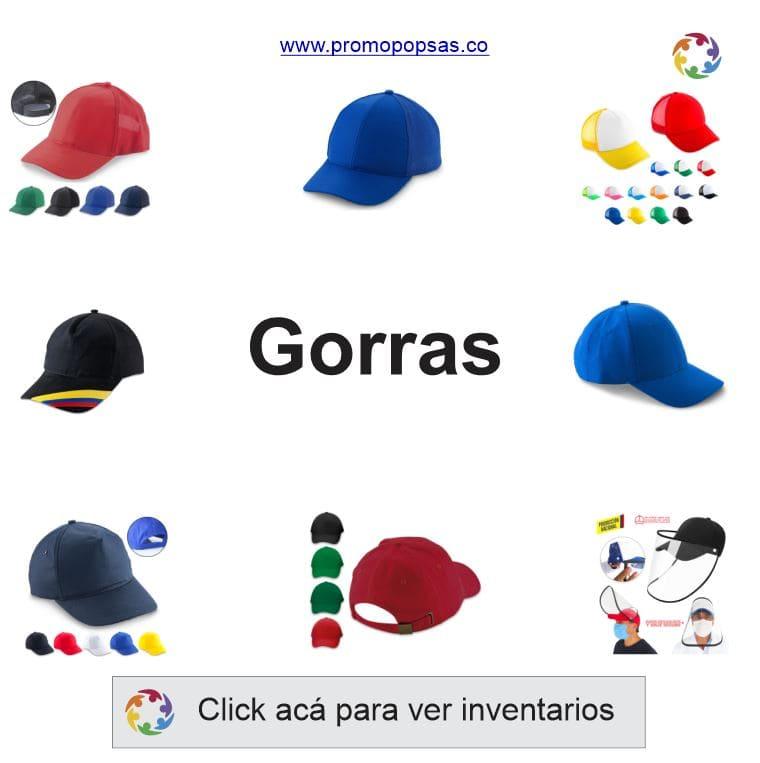 gorras publicitarias promopopsas