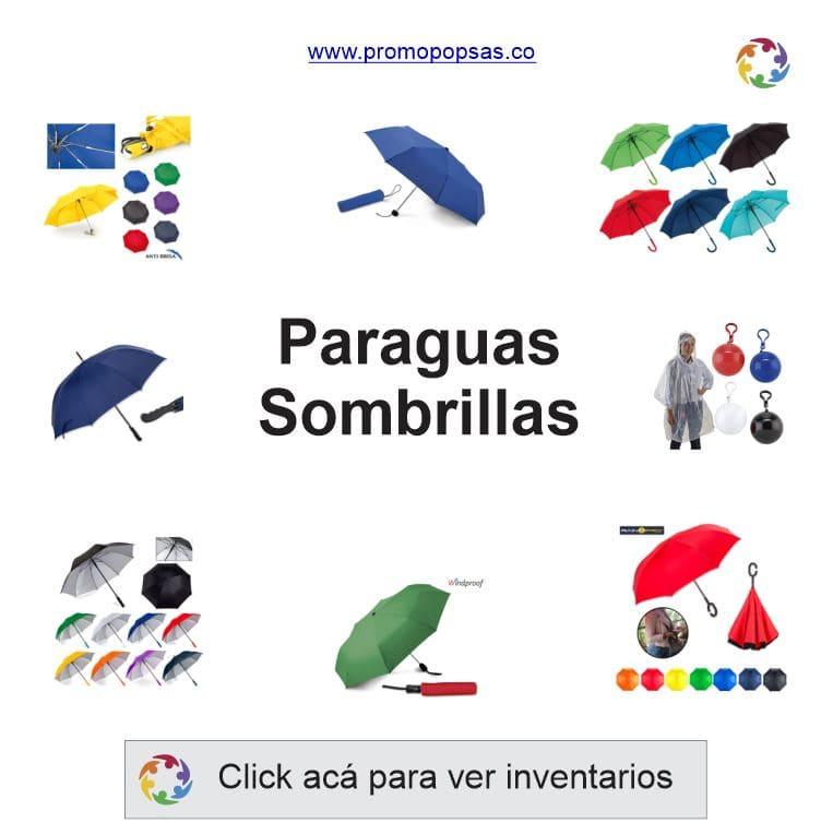 paraguas promocionales promopopsas